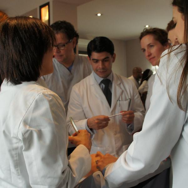 Máster en Medicina Estética y Antienvejecimiento (presencial)