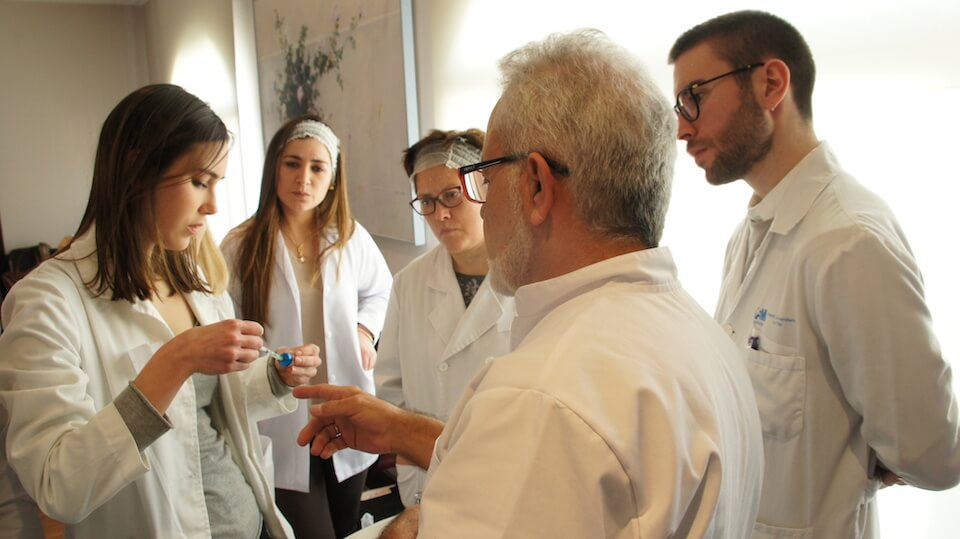 Gonzalo Amigo, ex alumno del Máster en Medicina Estética y Antienvejecimiento (edición 2014-2015)